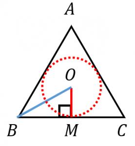 直角三角形を使って計算する