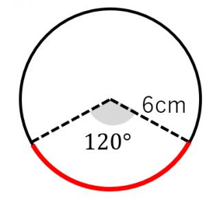 弧の長さの求め方